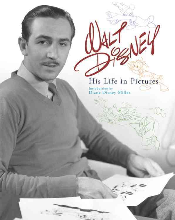 Walt Disney By Schroeder, Russell (EDT)/ Miller, Diane Disney (INT)